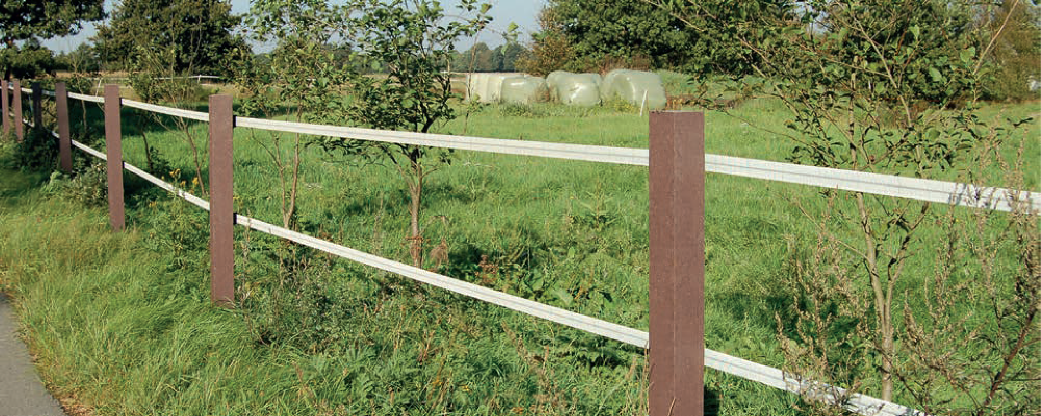 Equestrian Product Square Fence