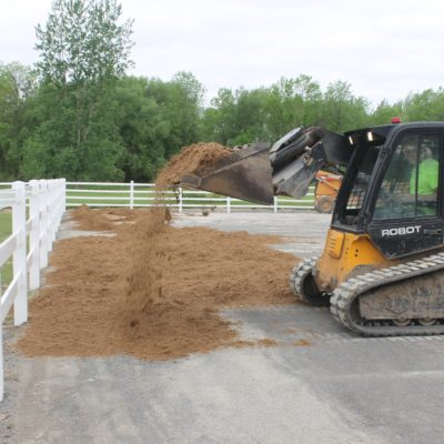 Equine Surface Sand